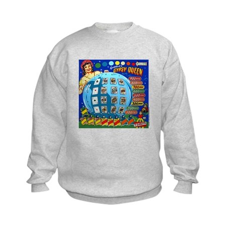 "Gottlieb® ""Gypsy Queen"" Kids Sweatshirt"