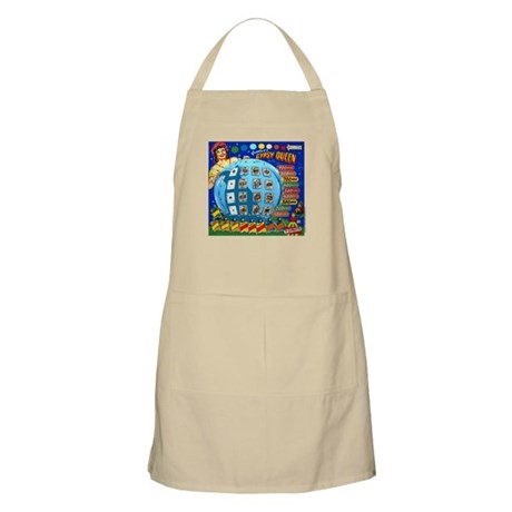 "Gottlieb® ""Gypsy Queen"" BBQ Apron"