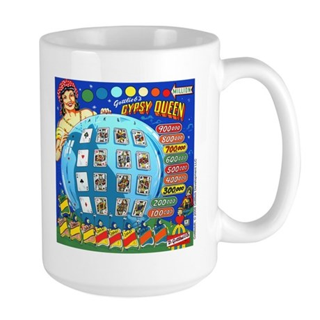 "Gottlieb® ""Gypsy Queen"" Large Mug"