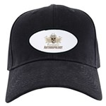 Forensic Anthropology Skull Black Cap