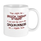 DIADOKOKINESIS Coffee Mug