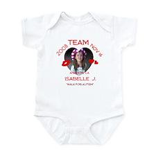 ISABELLE J Infant Bodysuit