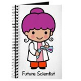 Future Scientist - girl Journal