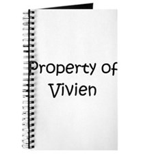 Cute Vivien Journal