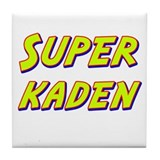 Super kaden Tile Coaster