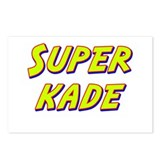 Super kade Postcards (Package of 8)