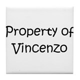Unique Vincenzo Tile Coaster