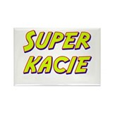 Super kacie Rectangle Magnet