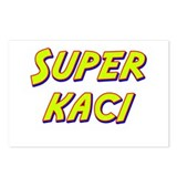 Super kaci Postcards (Package of 8)