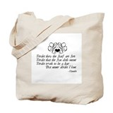 Never Doubt Ophelia Tote Bag