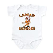 Lamar Savages Infant Bodysuit