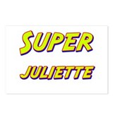 Super juliette Postcards (Package of 8)