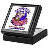 Cool League Keepsake Box