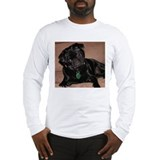 Unique Black pug Long Sleeve T-Shirt