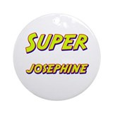 Super josephine Ornament (Round)
