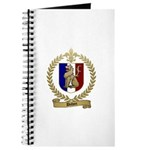 DUHON Family Crest Journal
