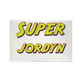 Super jordyn Rectangle Magnet