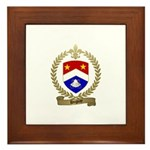DUGUAY Family Crest Framed Tile