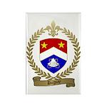 DUGUAY Family Crest Rectangle Magnet (100 pack)