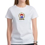 DUGUAY Family Crest Women's T-Shirt