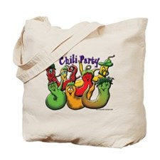 Chili Party 2 Tote Bag