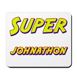 Super johnathon Mousepad