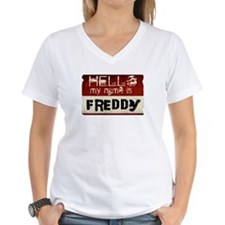 My name is Freddy Shirt