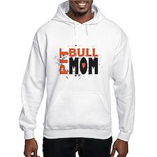 Pit Bull Mom Jumper Hoody