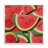 Watermellon Tile Coaster