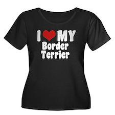 I Love My Border Terrier T