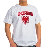 Albania Red T-Shirt
