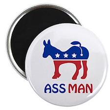 Ass Man Magnet