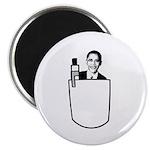 OBAMA: I've got change in my pocket Magnet