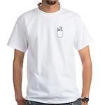 OBAMA: I've got change in my pocket White T-Shirt