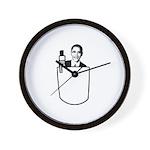 OBAMA: I've got change in my pocket Wall Clock