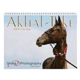2009 Akhal-Teke Wall Calendar