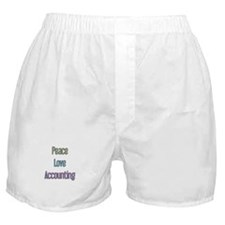 Accountant Gift Boxer Shorts
