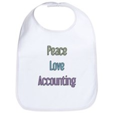 Accountant Gift Bib