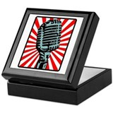 Shure 55S Microphone Keepsake Box