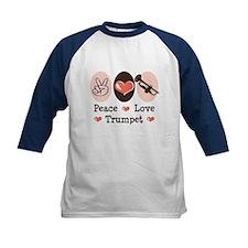 Peace Love Trumpet Tee