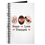 Peace Love Trumpet Journal