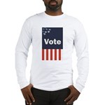 Vote Long Sleeve T-Shirt