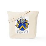 Signorini Family Crest Tote Bag