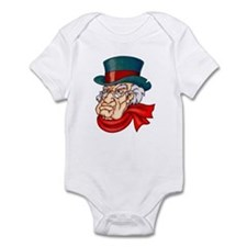 Mean Old Scrooge Infant Bodysuit