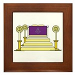 The Altar Framed Tile