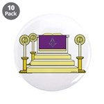 "The Altar 3.5"" Button (10 pack)"