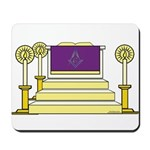 The Altar Mousepad