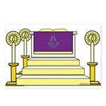 The Altar Postcards (Package of 8)