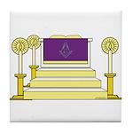 The Altar Tile Coaster
