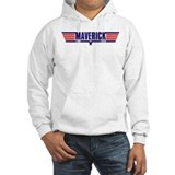 Maverick Top Gun Jumper Hoody